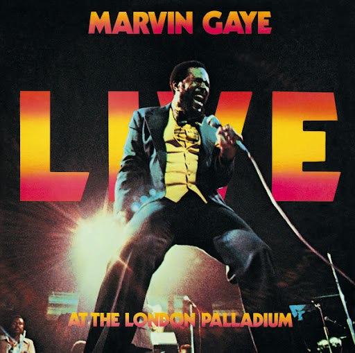 Marvin Gaye альбом Live At The London Palladium