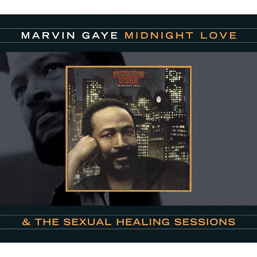 Marvin Gaye альбом Midnight Love & The Sexual Healing Sessions