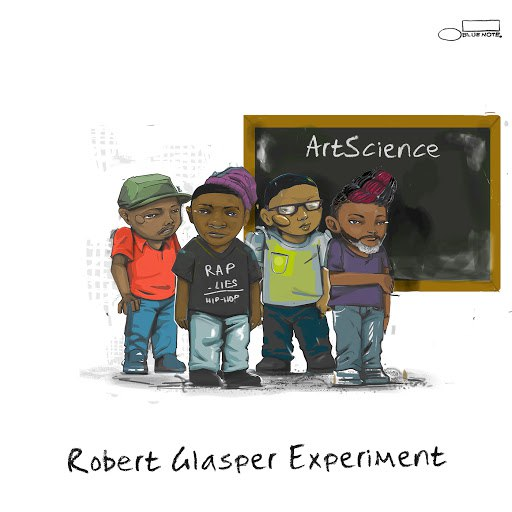 Robert Glasper Experiment альбом Day To Day