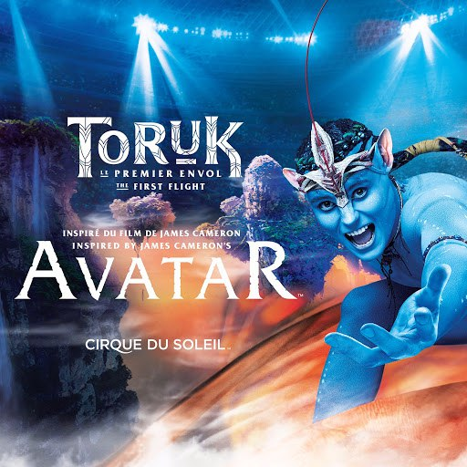 Cirque du Soleil альбом Toruk: The First Flight