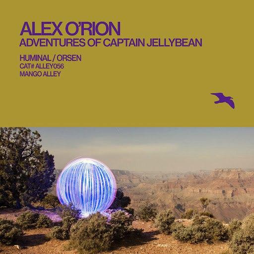 Alex O'Rion альбом Adventures of Captain Jellybean Remixes