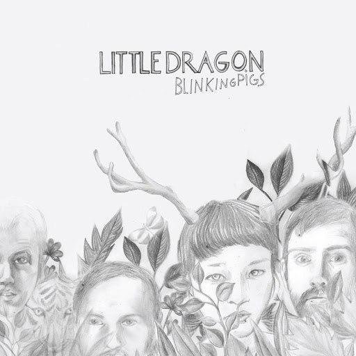 Little Dragon альбом Blinking Pigs EP