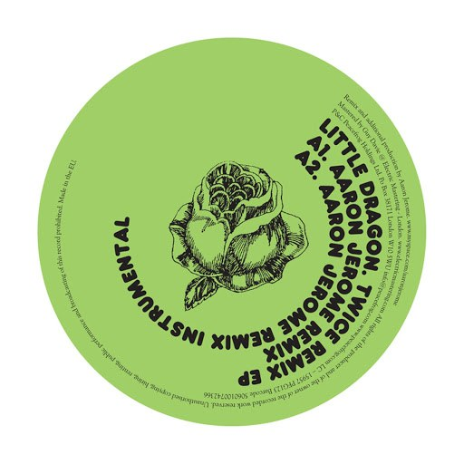 Little Dragon альбом Twice Remix EP