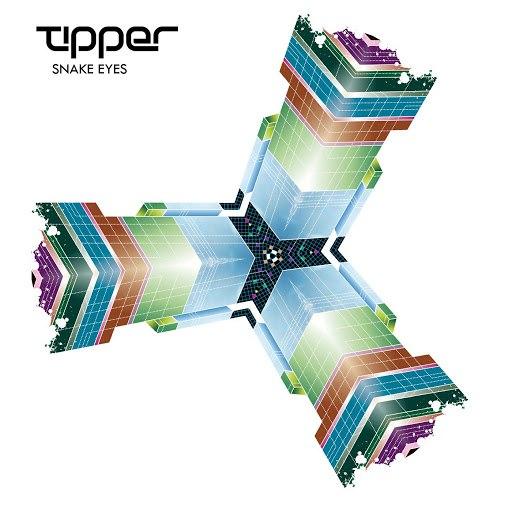 Tipper альбом Chrome Splat