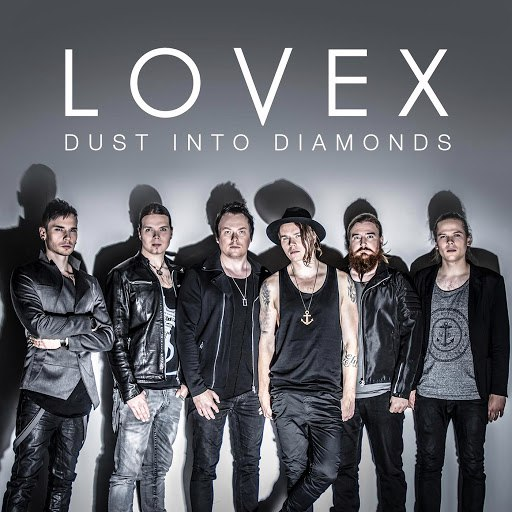Lovex альбом Dust Into Diamonds