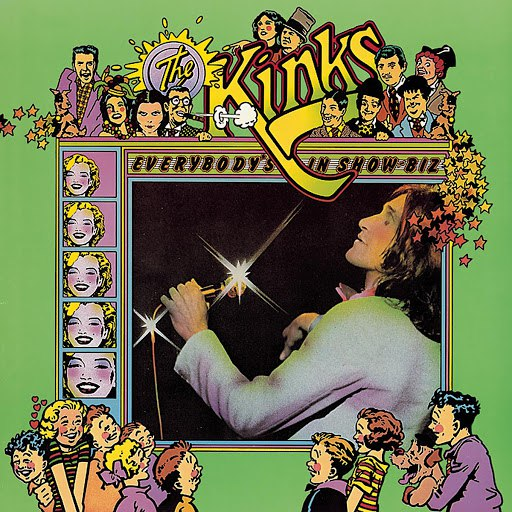 The Kinks альбом Everybody's In Showbiz