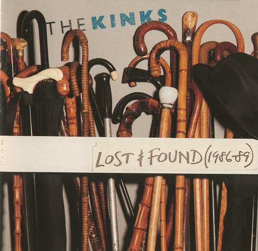 The Kinks альбом Lost And Found (1986-1989)
