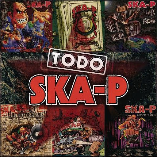 Ska-P альбом Todo Ska-p