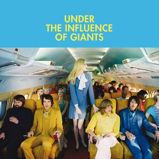 UNDER THE INFLUENCE OF GIANTS альбом Under The Influence Of Giants (int'l)