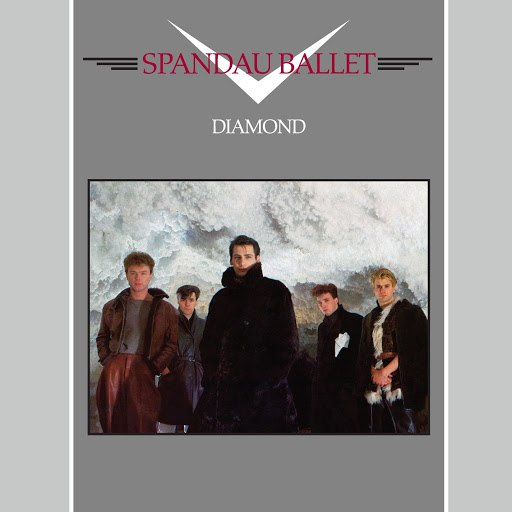 Spandau Ballet альбом Diamond (2010 Remastered Version)