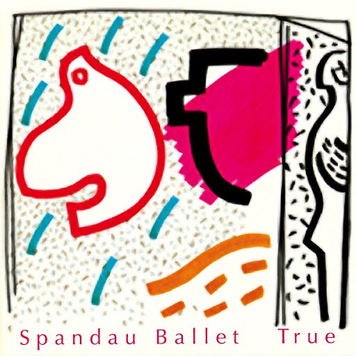 Spandau Ballet альбом True - The Digital E.P.
