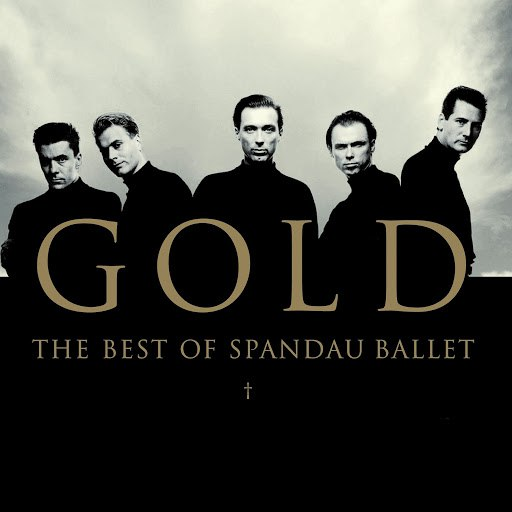 Spandau Ballet альбом Gold - The Best Of Spandau Ballet