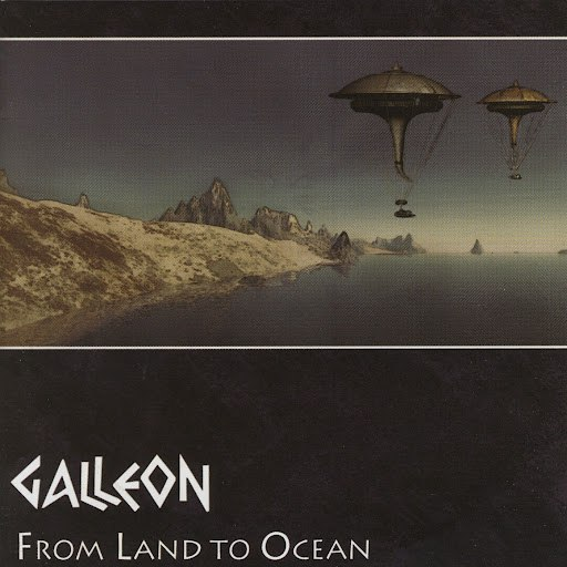 Galleon альбом From Land To Ocean (2cd)