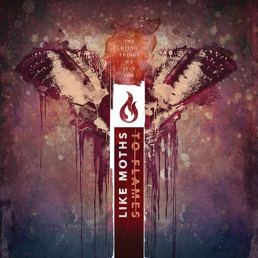 Like Moths To Flames альбом Thrown To The Wind
