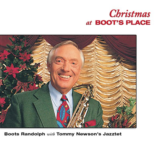 Boots Randolph альбом Christmas at Boot's Place