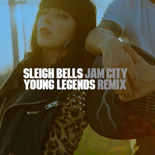 Sleigh Bells альбом Young Legends (Jam City Mix)