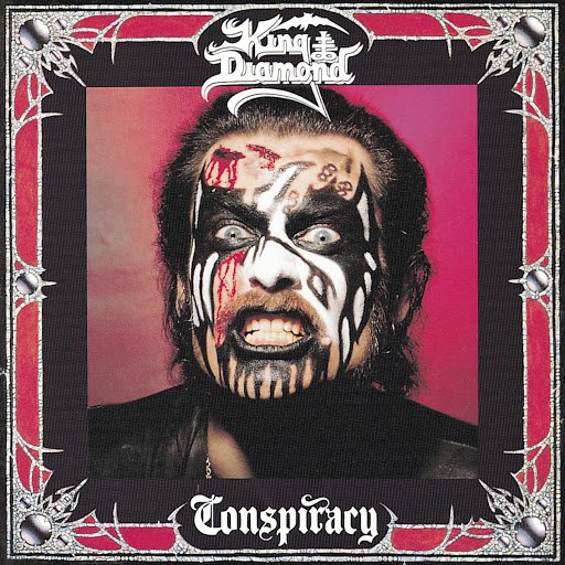 King Diamond альбом Conspiracy