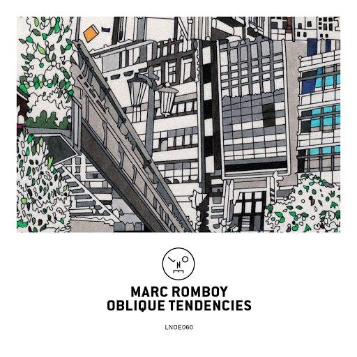 Stephan Bodzin альбом Oblique Tendencies