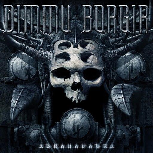 Dimmu Borgir альбом Abrahadabra