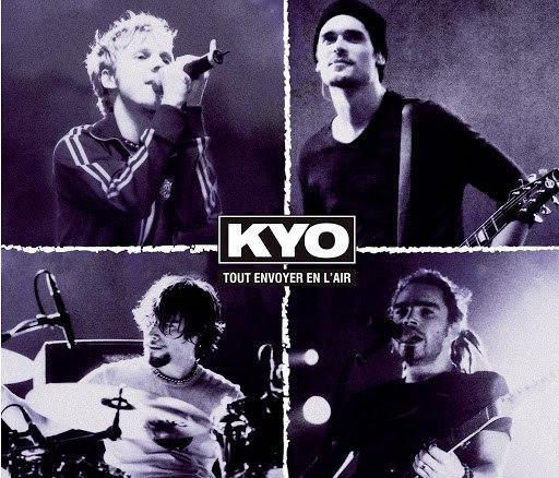 KYO альбом Tout envoyer en l'air