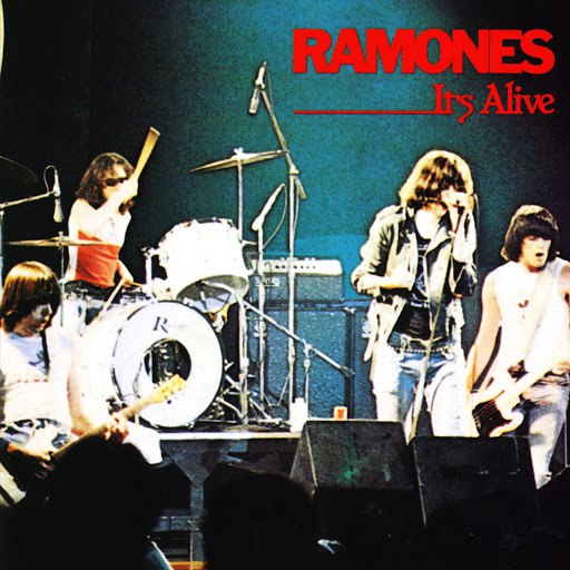 Ramones album It's Alive