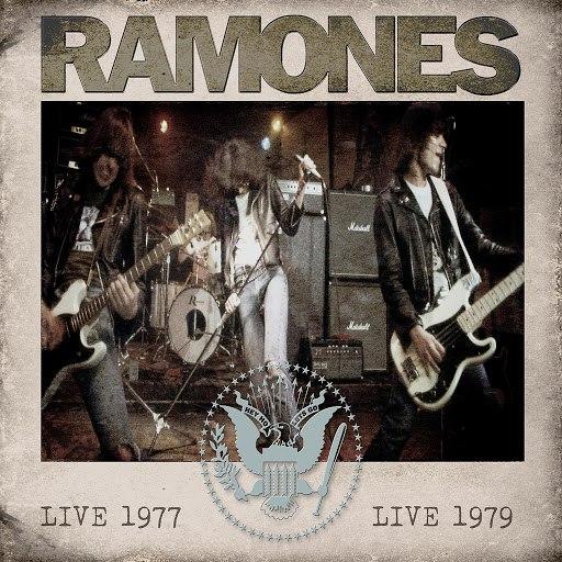 Ramones альбом Live 1977 / Live 1979