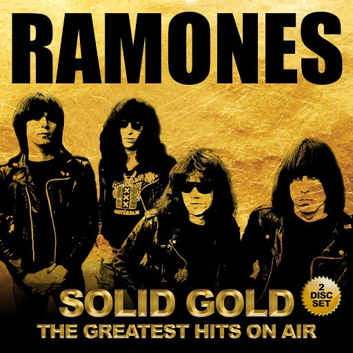 Ramones album Solid Gold - Live to Air