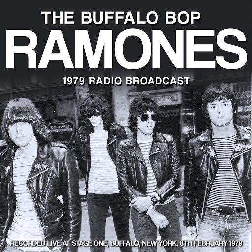 Ramones альбом The Buffalo Bop (Live)