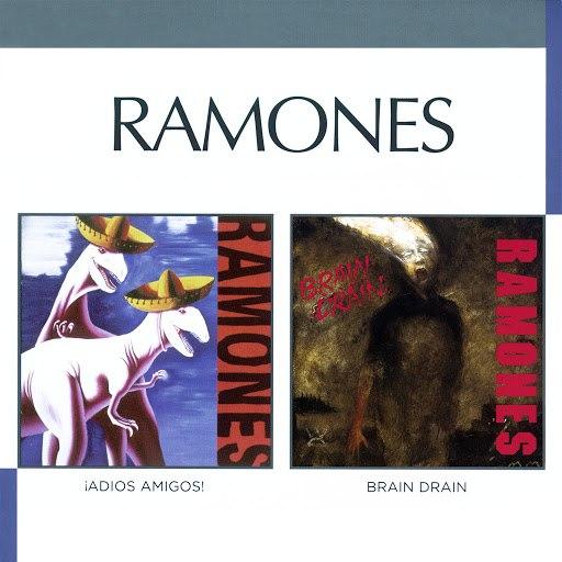 Ramones альбом Brain Drain/Adios Amigos