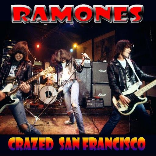 Ramones альбом Crazed San Francisco (Live)