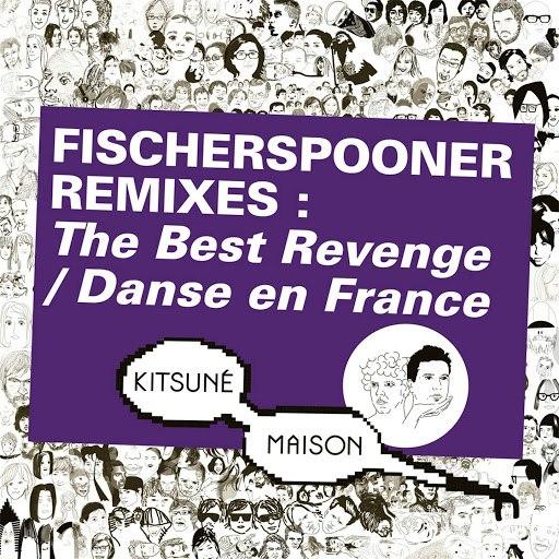 FISCHERSPOONER альбом Kitsuné : Fischerspooner Remixes (The Best Revenge / Danse en France)