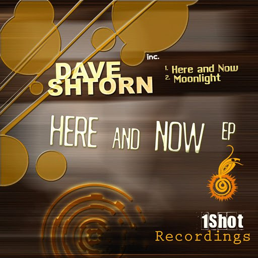 Dave Shtorn альбом Here and Now EP