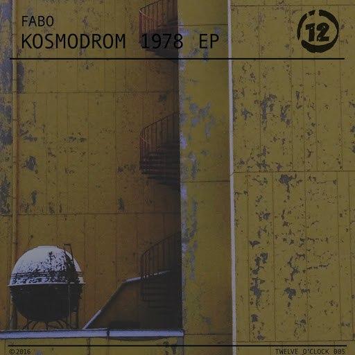 Fabo альбом Kosmodrom 1978