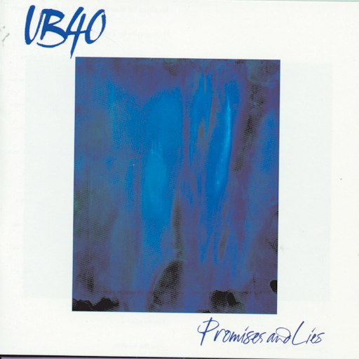 UB40 альбом Promises And Lies