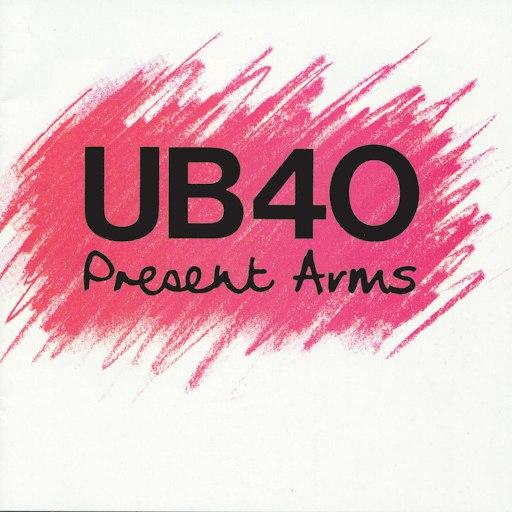 UB40 альбом Present Arms