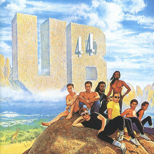 UB40 альбом UB44