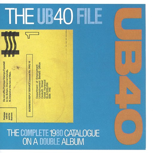 UB40 альбом The UB40 File