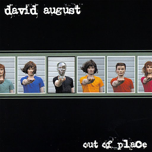 David August альбом Out Of Place