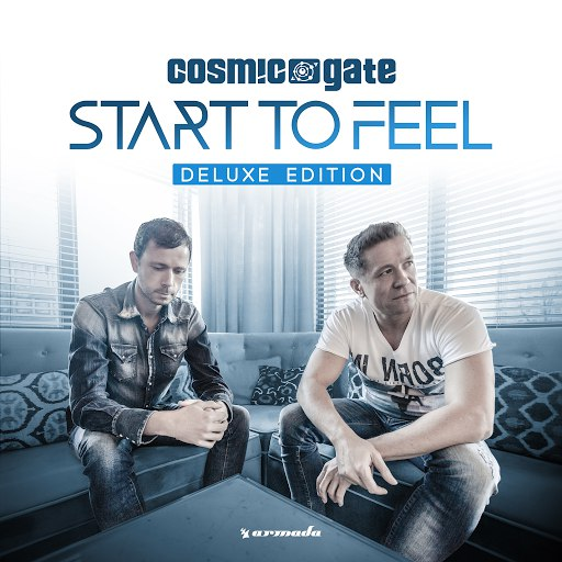 Cosmic Gate альбом Start To Feel (Deluxe Edition)