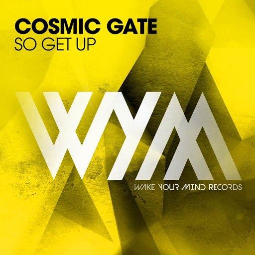 Cosmic Gate альбом So Get Up