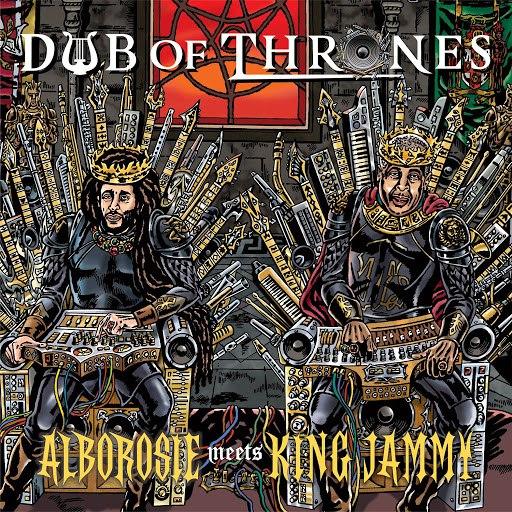Alborosie альбом Dub of Thrones