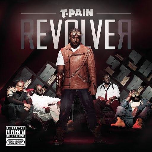 T-Pain альбом rEVOLVEr