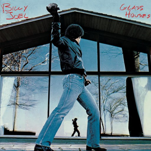 Billy Joel альбом Glass Houses