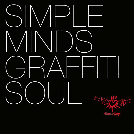 Simple Minds альбом Graffiti Soul (Deluxe Edition)