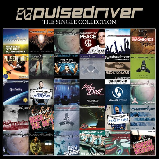 Pulsedriver альбом The Single Collection