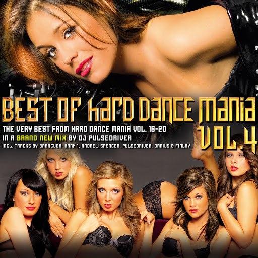 Pulsedriver альбом Best of Hard Dance Mania 4