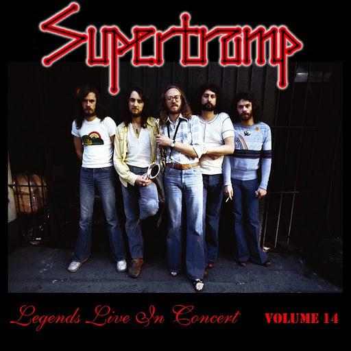 Supertramp альбом Legends Live in Concert Vol. 14