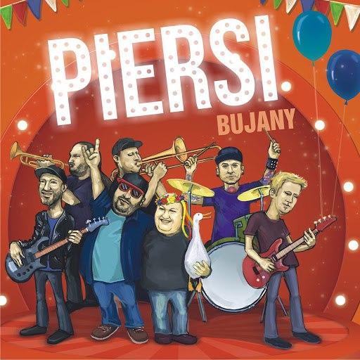 Piersi альбом Bujany