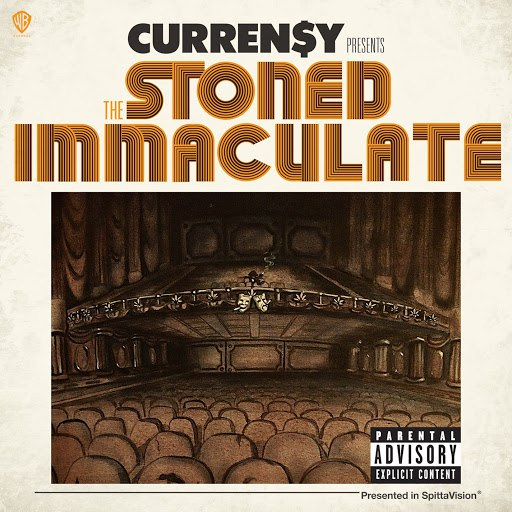 Curren$y альбом The Stoned Immaculate (Deluxe)