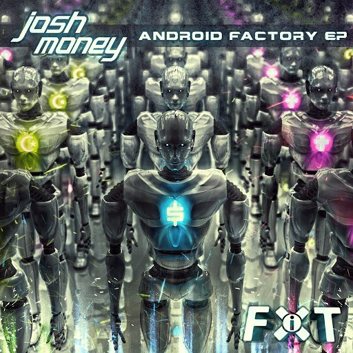 Josh Money альбом The Android Factory - EP